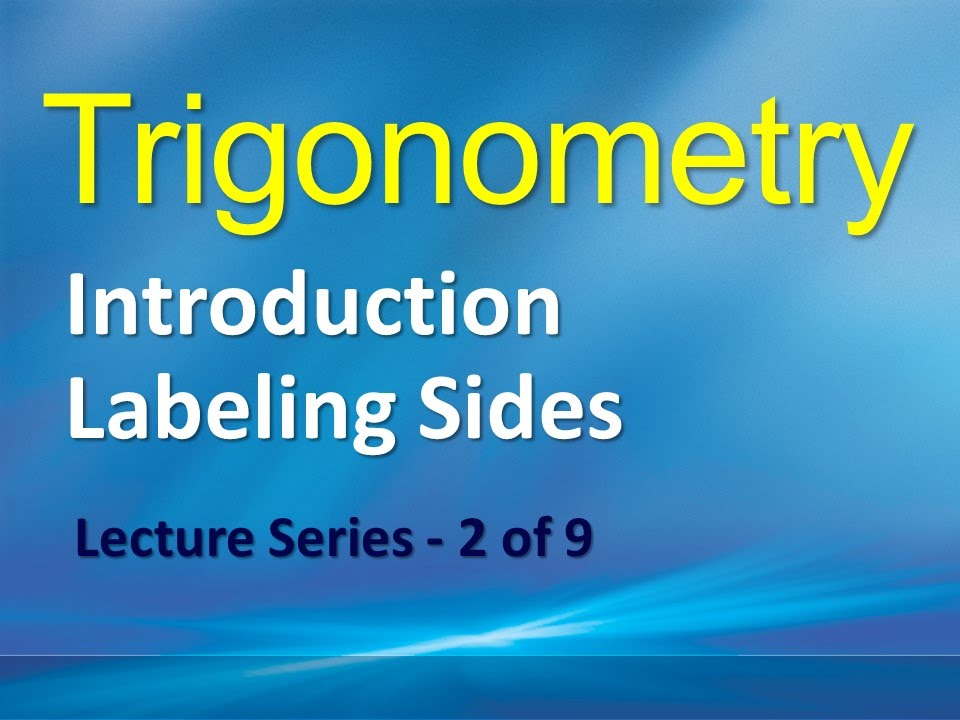 introduction of trigonometry Introduction to trigonometry in this module, you will get an overview of the course and the foundations of trigonometry we will also begin exploring angles and different systems for angle measure we will also begin exploring angles and different systems for.