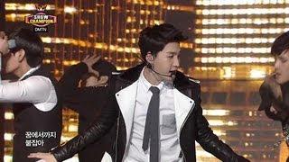 DMTN - Safety Zone, 디엠티엔 - 세이프티 존, Show champion 20130206