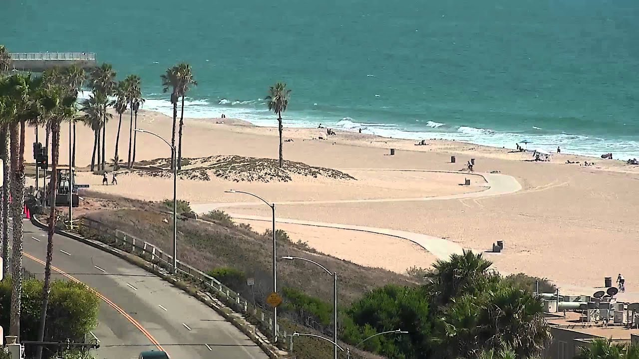 Los Angeles Surf Cam