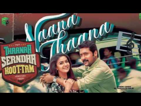 TSK- Thanaa sernthaa koottam song..Single track