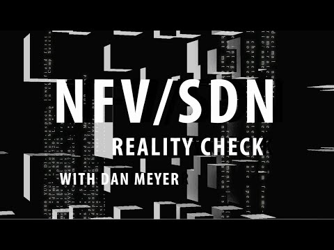 NFV/SDN Reality Check - Episode 8: 5 service assurance tips