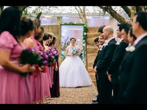 "Casamento em Foz do Iguaçu - Suzana e Nilton - ""Love is not a fight""  Warren Barfield"