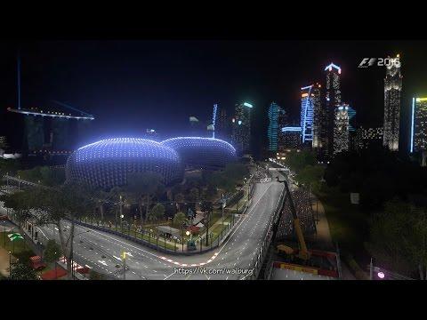 F1 2016. Карьера сезон 1, Гран - при Сингапур  #18