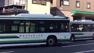 東京ベイシティバス 新型エルガ1135