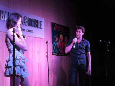 Heathers at Barnes and Noble - Freeze Your Brain - YouTube Heathers The Musical Jd