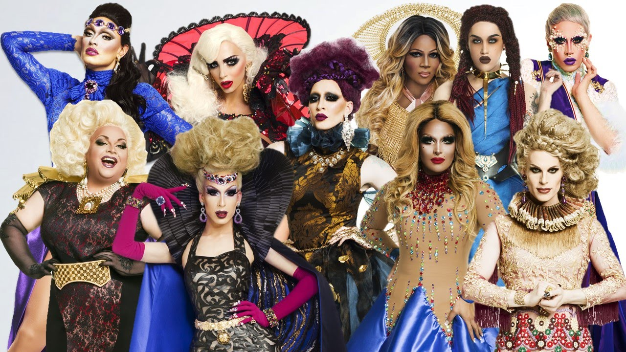 Image result for rupaul's drag race all stars 2