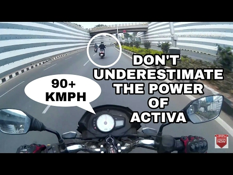 Bangalore Roads - 26 | Don't UNDERESTIMATE The Power Of ACTIVA | This is Malleshwaram | KTM RC200