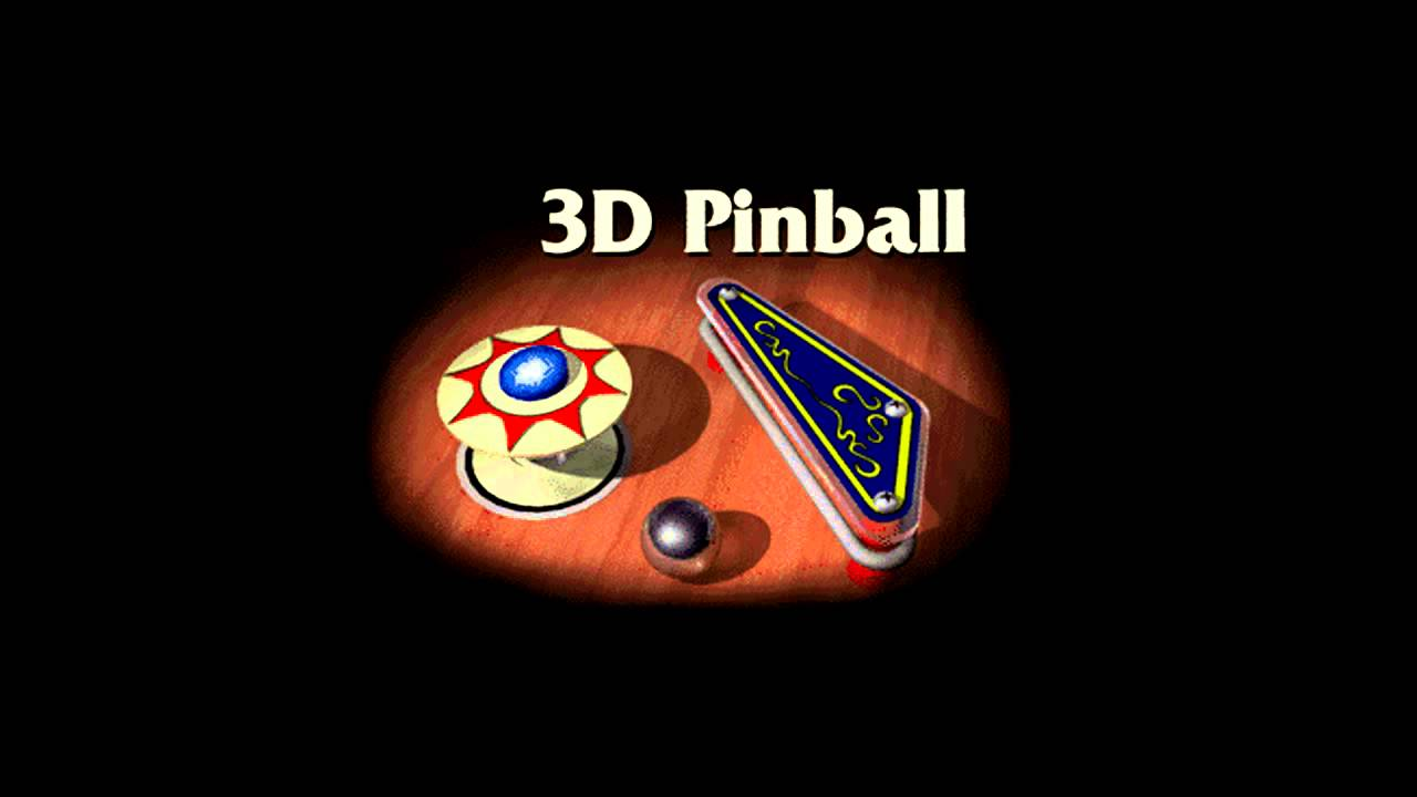 "Windows ""3d pinball space cadet"" theme sheet music for piano."