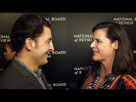 Kirsten Johnson at the National Board of Review Gala Behind The Velvet Rope