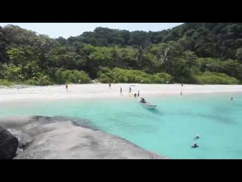 visit similan Islands | similan island Thailand