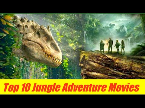 Top 10 Jungle Adventure Movies list(Part 2)Dubbed Hindi by Top Filmy Boy review
