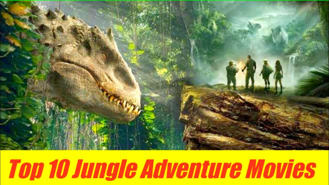 Download Top 10 Jungle Adventure Movies list | (Part 2)Dubbed Hindi By Super Filmy Boy