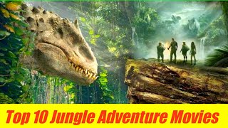 Top 10 Jungle Adventure Movies list | (Part 2)Dubbed Hindi By Super Filmy Boy