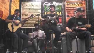 "The Expanders - ""Door Peep"" acoustic - Cali Vibe Session"