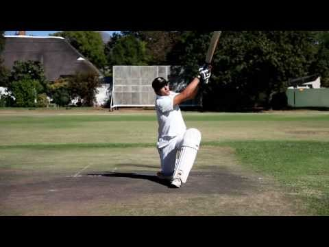 Cricket Batting Tips - How to play all the cricket shots in the book using perfect technique