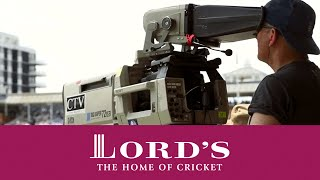 Catching the action with the Lord's cameramen | Access All Areas