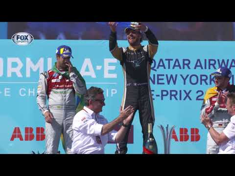 Formula E Highlights: New York ePrix 2018