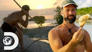 ¿Podrá Matt pescar algo en el triángulo de las Bermúdas? | Desafío x 2 | Discovery Latinoamérica
