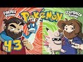 Pokemon Fire Red and Leaf | Let's Play Ep. 43 | Super Beard Bros.