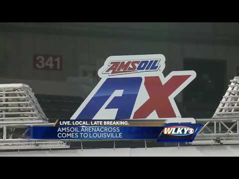 Tight Turns, High Jumps: AMSOIL Arenacross Arrives In Louisville