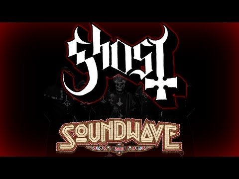 Ghost - Stand By Him - Brisbane Soundwave 2013