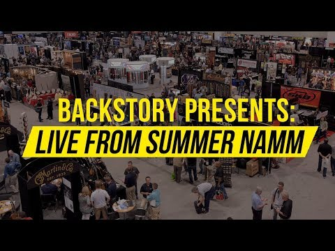 Backstory Presents: Live from NAMM with Eventide and Doug Wimbish