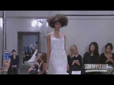 Badgley Mischka Bridal Spring/Summer 2014 | Videofashion