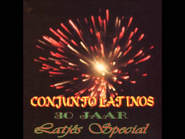 Conjunto Latinos - Kwak