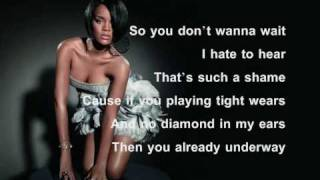 RIHANNA - WAIT YOUR TURN LYRICS TEKST + Prezentacja