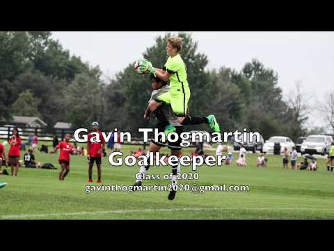Gavin Thogmartin Apple Valley Storm B01 Coast Soccer League Champions