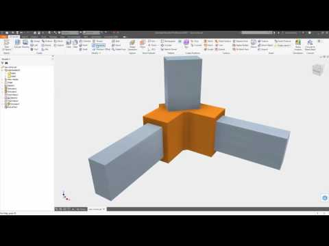 Quick tip for Autodesk Inventor | Combine