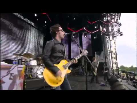 Stereophonics The Bartender And The Thief (Live 8 London 2005)