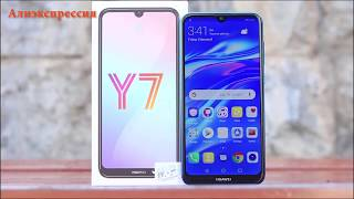 Обзор Huawei Y7 2019 Характеристики и Тест Камер Prime