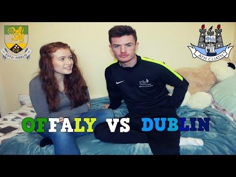 Dublin Vs Offaly Slang