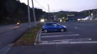 Radiation measurement 広島・道の駅・さんわ182ステーションの放射線測定20140501