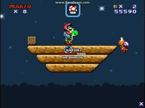 Super Mario Flash 2: Retro Adventure - Level 1 to 15 (Part 1)