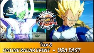 DBFZ World Tour: USA East (Online Radar Event) Top 8