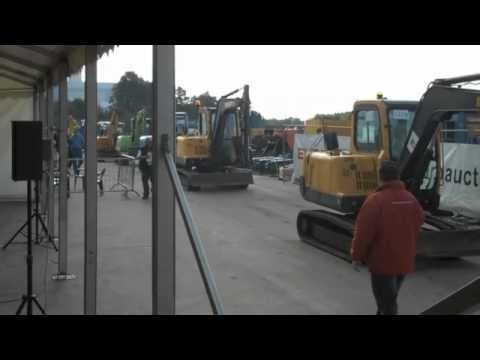 Selling Mini Diggers In England