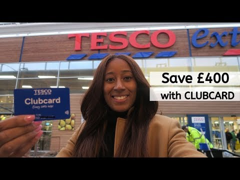 Retail Arbitrage Hack! Save £400 With NEW Tesco  Clubcard Plus Ideal For Amazon FBA Resellers 2020