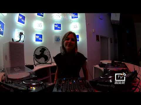 Ibiza - LIVE from Cafe Del Mar with Anna Tur | 2019