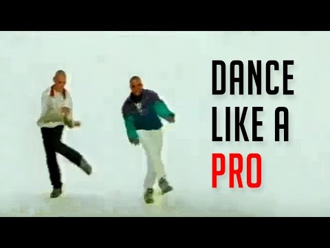 DANCE LIKE A PRO | PewDiePie YLYL intro