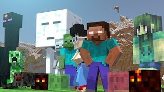 Minecraft Monster School Live Full HD