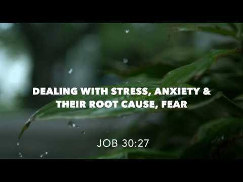 Word Prayer | Peace of Mind & Rest - Against STRESS & Anxiety
