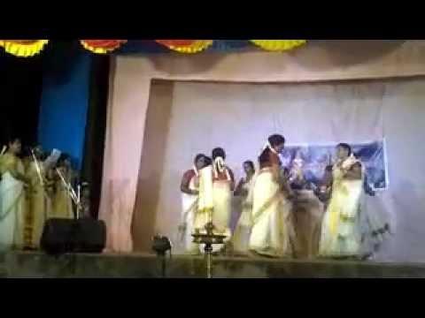 Thiruvathira Kali @ Perumpally Narasimha Swamy Temple