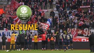 AS Nancy Lorraine - Stade de Reims ( 0-2 ) - Résumé - (ASNL - REIMS) / 2017-18