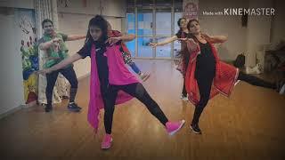 Kamariya - mitro/ Dance Fitness/ Dance Workout/ Garba Workout/ navratri workout/ lower body workout