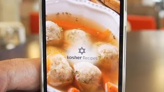 Tech Minute - Apps To Help You Prepare For Passover