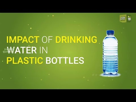 MAJOR IMPACTS OF DRINKING WATER IN PLASTIC BOTTLE | Health Tips