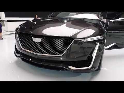 2018 Cadillac Escala Concept Specs Interior Engine Price Release