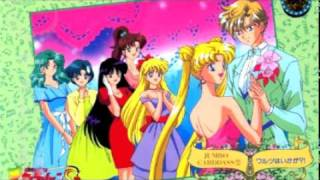 Super Moonies~Sailor Moon~Winternacht
